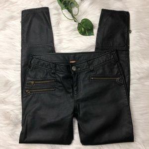 Pants - Free People Vegan Leather Pants